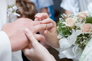 People often apply buy life insurance or reevaluate coverage after marriage